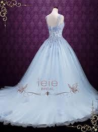 cinderella wedding dress blue cinderella style gown wedding dress seattle ieie bridal