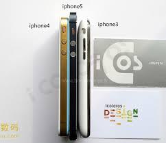 iphone 4s design comparison photos of next iphone design iphone 4s iphone 3gs