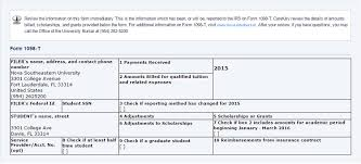 how to obtain your irs form 1098 t in webstar nsu student help desk