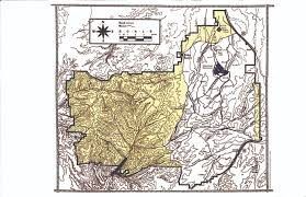 Utah Hunting Maps by Map Of The Ranch U2014 Wild Country Outfitters