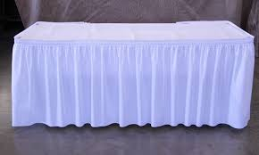 table cloth rentals event support moving services facilities services