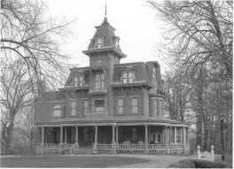 second empire floor plans second empire mansard style 1860 1900 phmc pennsylvania