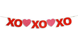 happy valentines day banner valentines day xoxo hugs kisses banners s day wikii