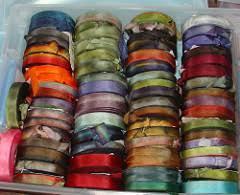 hanah silk ribbon ravelry hanah silk silk ribbons
