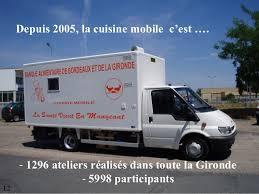 camion cuisine mobile montage de présentation babg