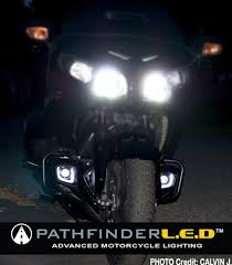 led fog light kit socalmotogear com professional grade motorcycle lighting plug n