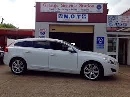 Used Volvo V60 Se Lux For Sale Motors Co Uk