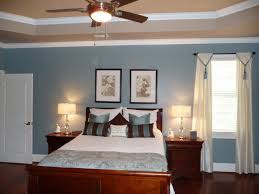 love the dark furniture and light colored bedding wall color is