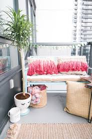 how to entertain in a small condo patio with homesense bijuleni