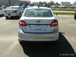 used 2011 ford fiesta se wichita ks carbanc auto sales