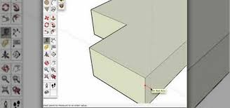 how to model a roof with the follow me tool in sketchup software