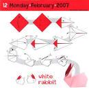 พับกระดาษ เป็น กระต่าย ( Origami Rabbit )   Asia