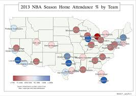 Dallas On A Map by Recently Posted A Map Of All 2014 Nba Teams Here Is A Follow Up
