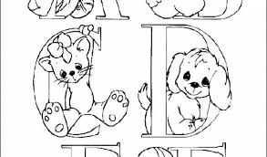 precious moments coloring pages alphabet free printable