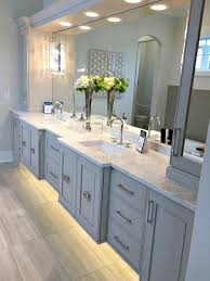 White And Gray Bathroom by Kitchen Cabinet Gray Carisa Info Part 13