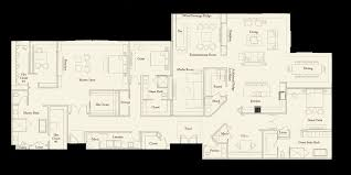 floor plans the enclave at borgata
