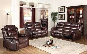 burgundy bonded leather sofa and love seat recliner