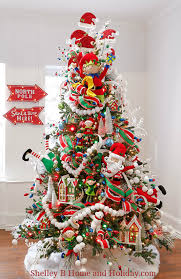 decorated tree photo raz pole shop for