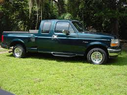 1994 ford f 150 information and photos zombiedrive
