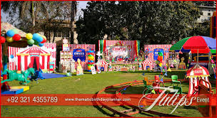 carnival theme birthday
