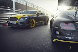 bentley blacked out bentley to build special edition continental supersports evo