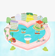 house layout clipart heart shaped house layout heart shaped house layout water png