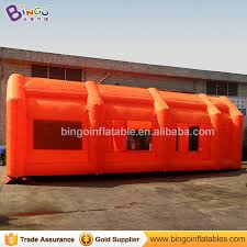 33x17x12 feet inflatable spray booth inflatable spray paint booth