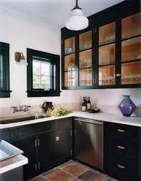 High Gloss Black Kitchen Cabinets Confetti And Stripes Black Kitchen Cabinets