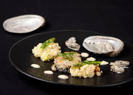 cuisiner asperges vertes fraiches ormeau poêlé risotto aux asperges vertes et morilles fraîches et