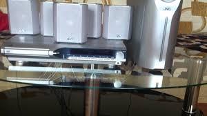 jvc home theater system kino domowe jvc th s1 youtube
