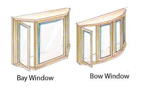 bay bow windows comparing bow windows vs bay windows