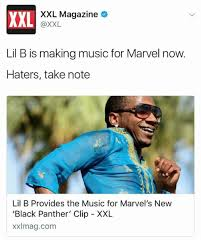 Lil B Memes - xxl xxl magazine lil bis making music for marvel now haters take