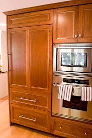 Kitchen Cabinet Refrigerator Built In Sub Zero Refrigerator U0026 Cabinet Doors Glastonbury Ct