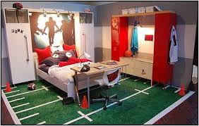 Perfect Boy Bedroom Ideas Theme Bedrooms Teen Boys And Teen - Boys bedroom decorating ideas sports