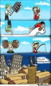 One Piece Meme - one piece logic memes anime and manga