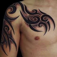 image gallery of tribal stomach tattoos for
