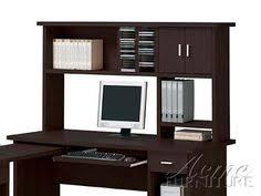 O Sullivan Corner Computer Desk Computer Desk And Hutch O U0027sullivan Office Furniture 10743