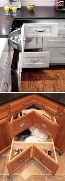 corner kitchen furniture fabulous hacks to utilize the space of corner kitchen cabinets