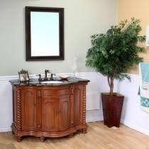 All Wood Bathroom Vanities 48 Inch To 56 Inch Wide Bathroom Vanities Bathvanityexperts Com