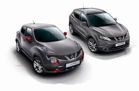 nissan juke exterior pack nissan reveals new design edition series for juke and qashqai