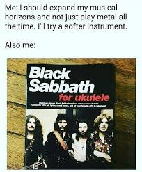 Black Sabbath Memes - 112 best metal humor images on pinterest hilarious meme and memes