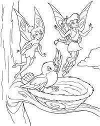 desenhos da sininho colorir disney pintar colorir