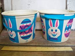 easter buckets jeri s organizing decluttering news easter baskets without the