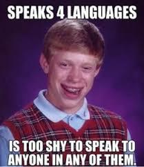 Language Meme - mother language meme challenge using social media to promote and