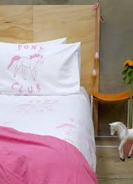 Duvet Club Pink Pony Club Duvet Cover U2013 Henry And Co Homewares