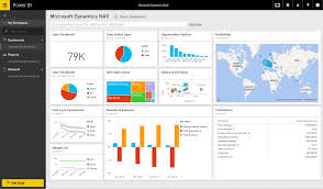 exploring your microsoft dynamics nav data with power bi