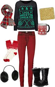 The Ugly Christmas Sweater Party - inspiration the ugly christmas sweater party mom spark