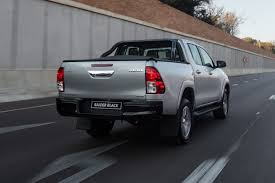 cars toyota black toyota hilux raider black limited edition 2017 specs u0026 price