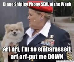 Navy Seal Meme - shipley first woman navy seal and killer dog