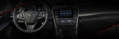 toyota camry dashboard 2016 toyota camry toyota dealer serving rock hill